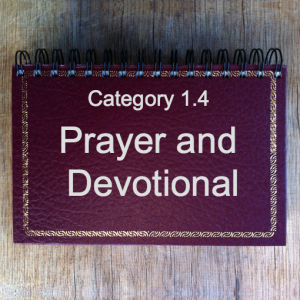 1.4 Prayer & Devotional Books