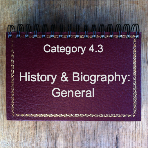 4.3 History & Biography: General