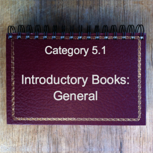 5.1 Introductory Books: General