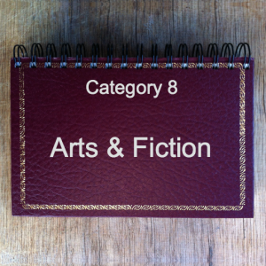 8 Arts & Fiction