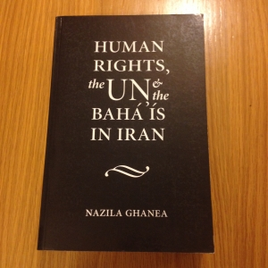 Human Rights the UN and the Baha'is in iran