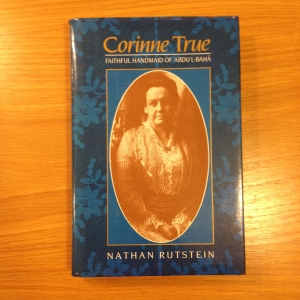 CORINNE TRUE: FAITHFUL HANDMAID (HC)