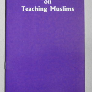A Study Course on Teaching Muslims