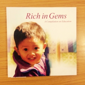 Rich in Gems, a Compilation on Education