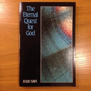 Eternal Quest for God, by Julio Savi