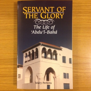 SERVANT OF THE GLORY