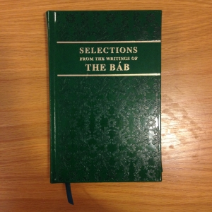 Selections from the Writings of The Báb