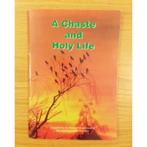 A Chaste and Holy Life